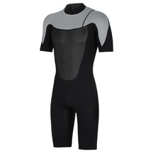 Torpedo7 Men's Evo 2/2 Spring Suit - Black/Grey