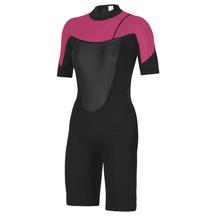 Torpedo7 Women's Evo 2/2 Spring Suit - Black/Pink