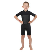 Torpedo7 Junior Boy's Evo 2/2 Spring Suit - Black