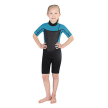 Torpedo7 Junior Girl's Evo 2/2 Spring Suit - Black/Light ...