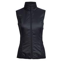 Icebreaker Womens Helix Vest - Black