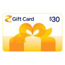 Z Energy $30 Gift Card