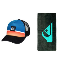 QUIKSILVER Cap and Towel Pack