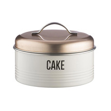 Typhoon Vintage Copper Cake Tin