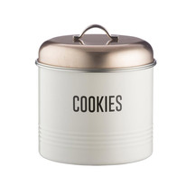 Typhoon Vintage Copper Biscuit Tin