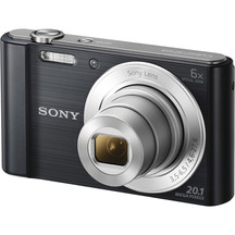 Sony Black Cyber Shot Camera