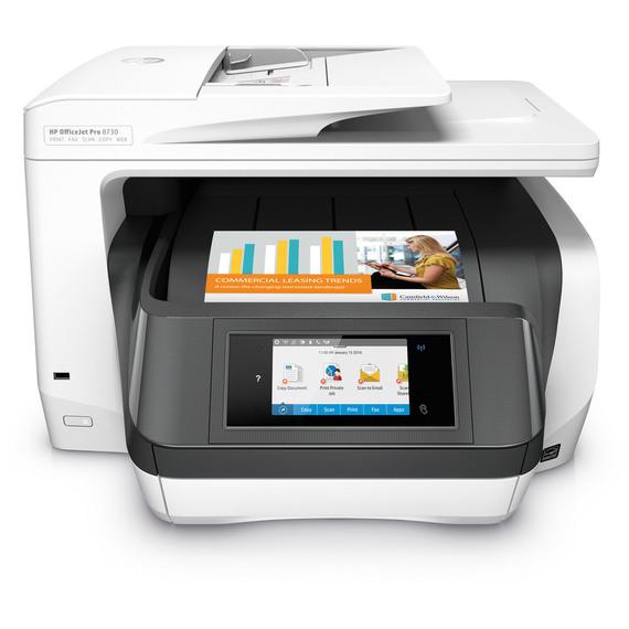 fly buys hp officejet pro 8730 printer. Black Bedroom Furniture Sets. Home Design Ideas