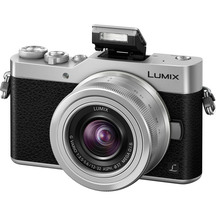Panasonic Lumix GX850 4K Mirrorless Camera