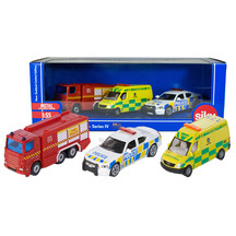 SIKU 3-Piece NZ Emergency Set IV
