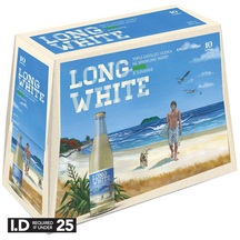 Long White Feijoa 4.8% 10 Pack Bottles 320ml
