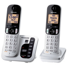 Panasonic Twin Handset Cordless Phone