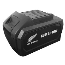 All Blacks 18V 3000mAH Lithium-ion Battery (Only)
