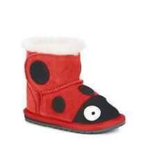 Emu Ladybird Walker Boots