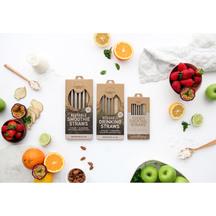 Caliwoods Reusable Straw Starter Pack