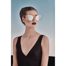Trelise Cooper Mixed Metal Sunglasses
