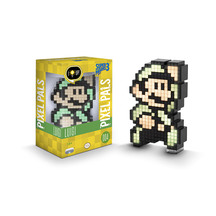 Pixel Pals - Nintendo Luigi