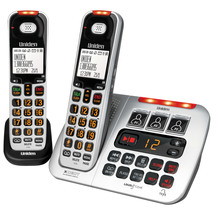 Uniden Enhanced Twin Cordless Phone System