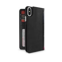 Twelvesouth bookbook for iphone x black 12 1735 1