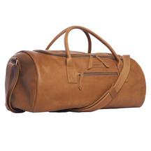 Duffle & Co: The Greenslade Leather Duffle