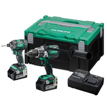 Hitachi 18V Premium Brushless Combo Kit