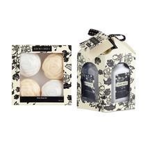 Crema Rosa Bath & Soap Duo Gift Set