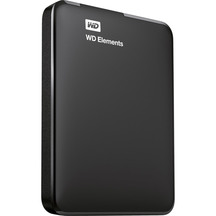 WD Elements Portable Hard Drive 2TB USB 3