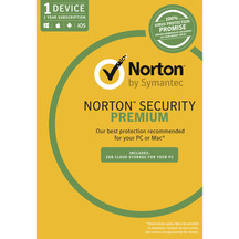 Norton Security Premium 3.0 for 1 Device