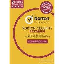 Norton Security Premium 3.0 for 2 Devices