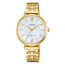 Lorus Ladies Gold Watch