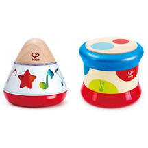 Hape Baby Drum & Music Box