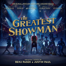 The Greatest Showman - Soundtrack CD