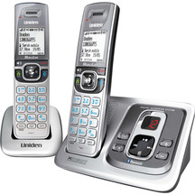 Uniden Twin Handset With Answer Machine