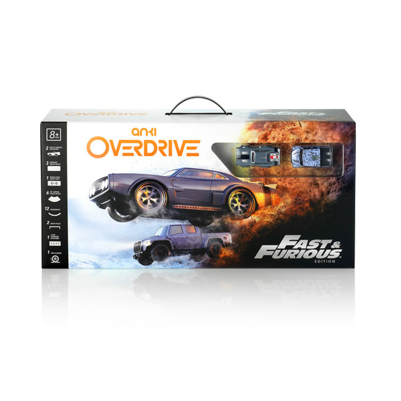 fly buys anki overdrive starter kit fast and furious. Black Bedroom Furniture Sets. Home Design Ideas
