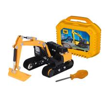 60303   tsc80932 cat apprentice machine maker in toolbox   excavator