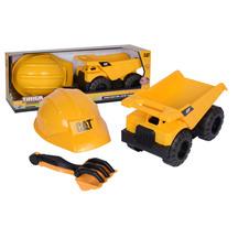 60305   tsc82060 cat construction crew sand set   dump truck