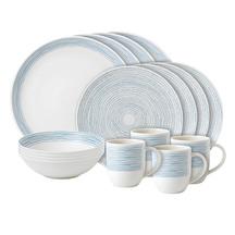 Royal Doulton Ellen Degeneres Teaware Dots 16P Set