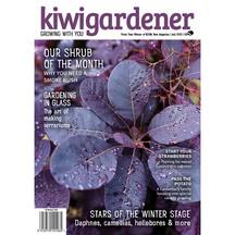 Kiwi Gardener Subscription