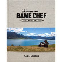 The Game Chef: Wild Recipes from the Great Outdoors by An...