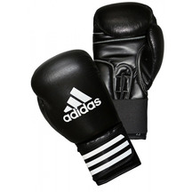 Adidas Performer Leather Glove - Black/White