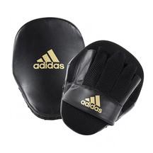 Adidas Focus Mitt - Black/Gold