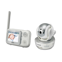 Vtech Safe And Sound Pan And Tilt Full Colour V + A Baby ...