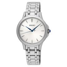 Seiko Ladies Silver Conceptual Watch SRZ491P
