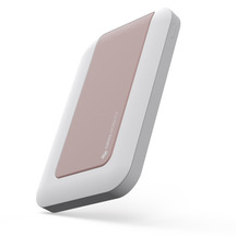 Swiss Mobility Universal Power Pack 4000mAh White/Rose Gold