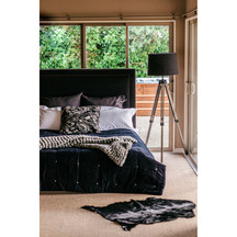 Kerridge Linens and More Super Knit Moss Stitch Throw