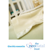 Swanndri 100% Pure Wool Infant Cot Blanket (Donation)