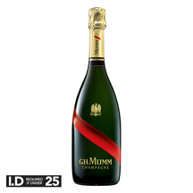 Mumm Grand Cordon NV Champagne 750ml