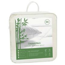 Linens&More Bamboo Duvet Superking