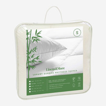 Linens&More Bamboo Mattress Topper