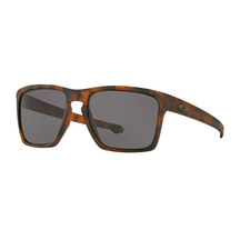 Oakley Sliver XL Matte Brown Sunglasses