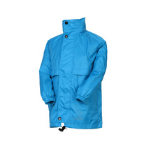 Rainbird Adult Stowaway Rain Jacket - Blue Aster